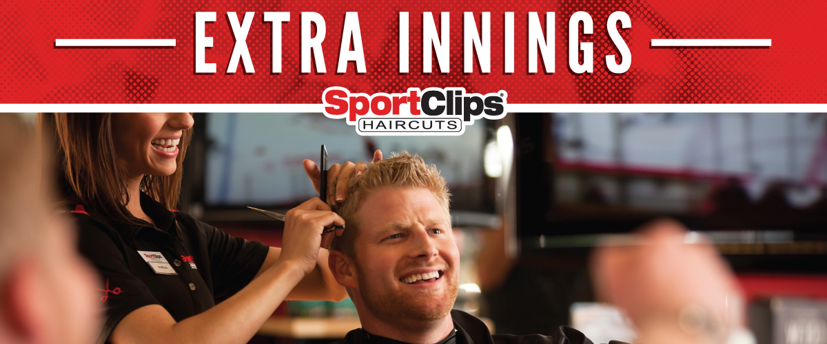 The Sport Clips Haircuts of Cincinnati - Jungle Jim's Eastgate Extra Innings Offerings